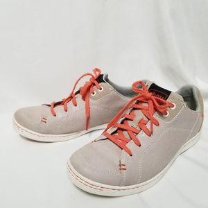 Ahnu Noe Natural Leather Sneaker